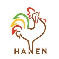 "Norwegian Rural tourism and local food ""HANEN"" logo"