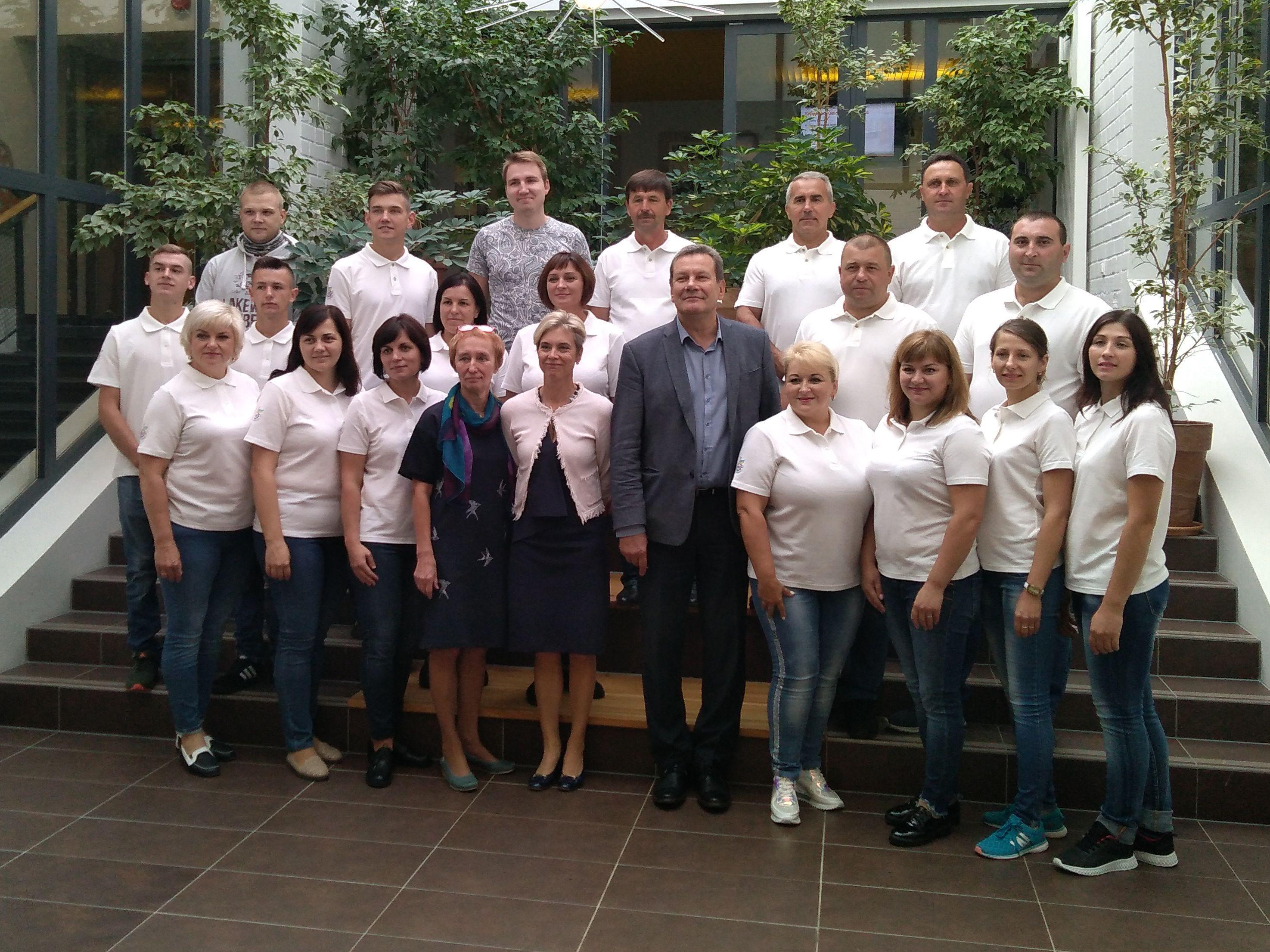Külalised Ukrainast