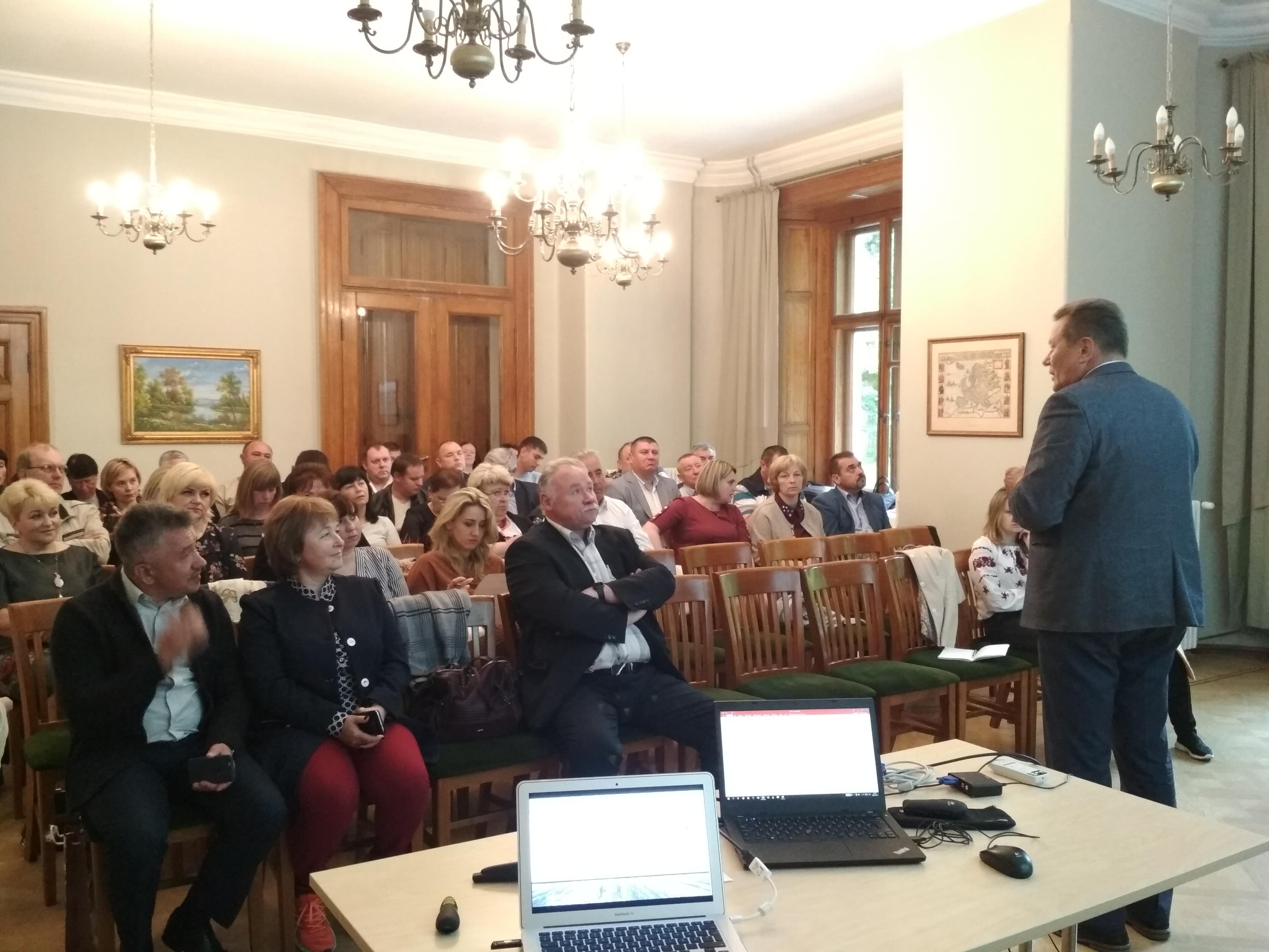Seminar Ukraina koostööpartneritega